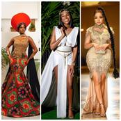 Opinion: Vee Outshine Nengi, And Kim Oprah As She Stuns In A More Gorgeous Dress.