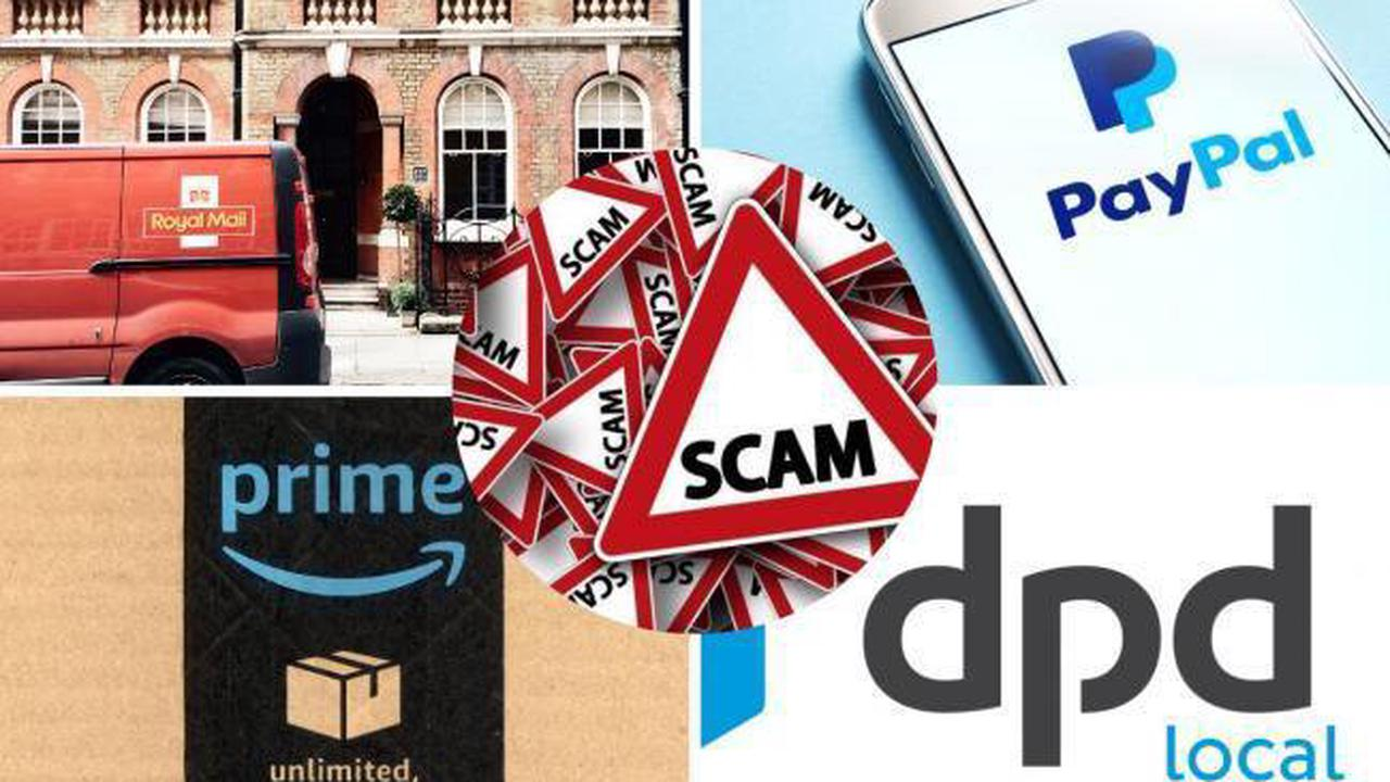 Data reveals 633 per cent spike in delivery text scams in the past month
