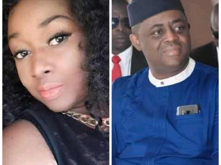 You are my Everything- Femi Fani Kayode praises his first wife Regina after she defended him.
