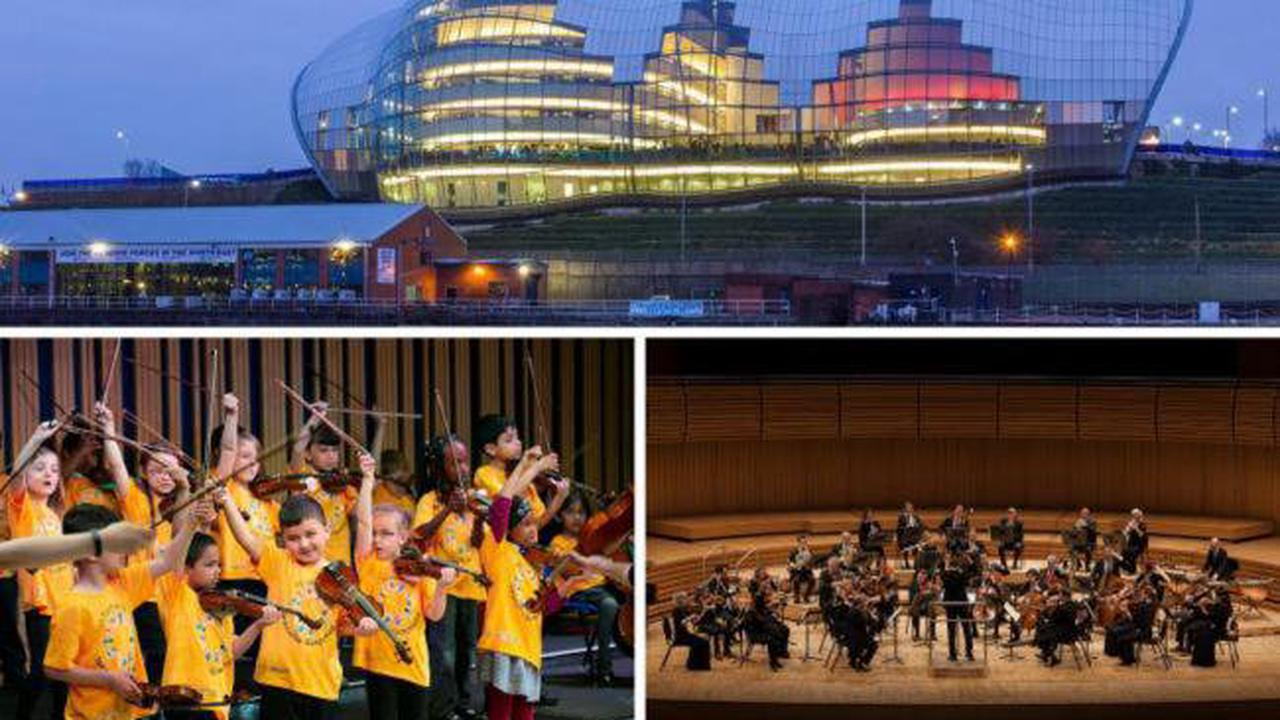 Sage Gateshead thanks music fans for donating £1m to recovery campaign