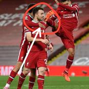 Liverpool Player Almost Injured his Teammate While Celebrating, Even the Club Warned him