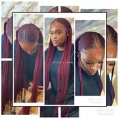Latest Cornrow Hairstyles for you