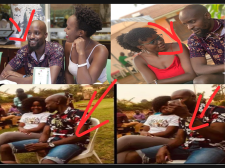See photos of a guy that 3 different girls posted, that got people thinking reacting