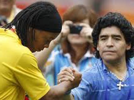 Les 10 plus belles phrases du génie Diego Maradona