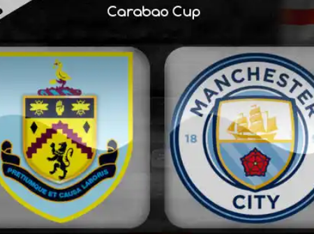 CARABAO CUP: How Manchester City could line up against Burnley.