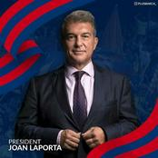 Barcelona Finally Appoints A New President After Bartomeu's Exit.