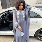 Bobrisky Stuns In New Outfit, Says