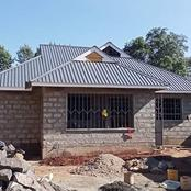 Check Out The Questions Kenyans Have Raised Over This Roof