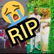 SAD! See How Groom Allegedly Got Poisoned After Returning From China For His Wedding Ceremony (video
