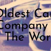 9 Oldest Car Companies In The World