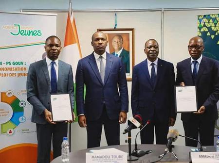 Insertion des jeunes : la Sotra et l'agence emploi jeunes ont signé un partenariat d'insertion