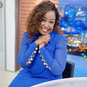 Betty Kyallo Excites Kenyans After Hinting At Making Her TV Comeback At KTN TV