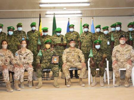 AMISOM Troops Conclude Training to Boost Relations with Local Communities