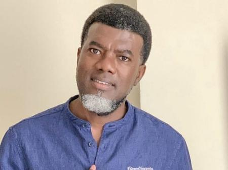 Reactions are Reno Omokri suspends protest in London to allow Buhari fast in peace