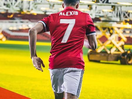 Players That Have Worn Jersey Number Seven For Manchester United After Cristiano Ronaldo