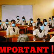 Every Student Resuming Should Take Note Of This Announcement Just Released By The Lagos Government