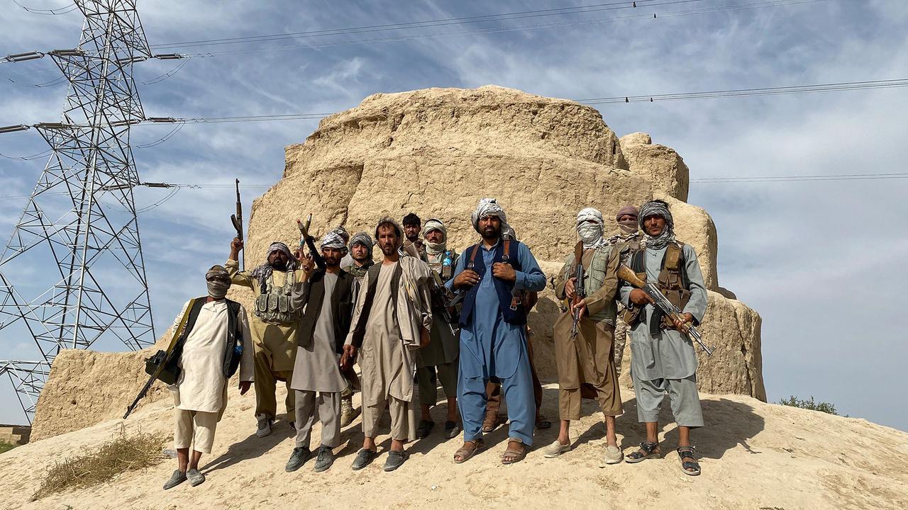 Nato lässt Afghanistan allein zurück im Krieg