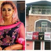 4 Single Mothers in Nollywood Who Singlehandedly Built Themselves Expensive Shops (PHOTOS)