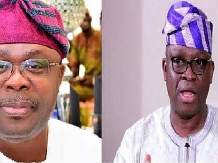 Check Out 2 Elections That Fayose's Candidate Lost Within A Year