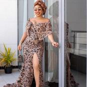 Ladies, How Often Do You Wear Lace Gown? Checkout These gorgeous Lace Styles For Special Events