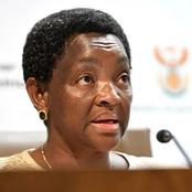 Bathabile Dlamini pension is blocked and people are not feeling her any sympathy.