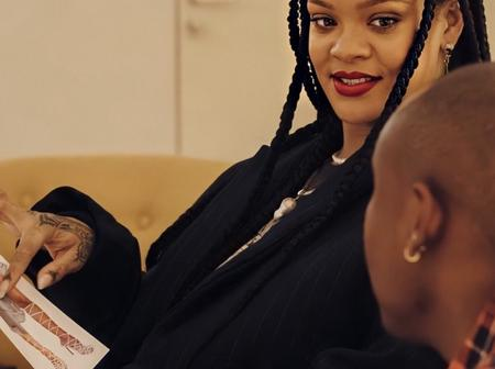 See how Rihanna is creating opportunities for youths around the world. (See photos)