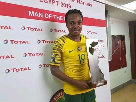 Molifi Ntseki on Andile Jali and Percy Tau injuries
