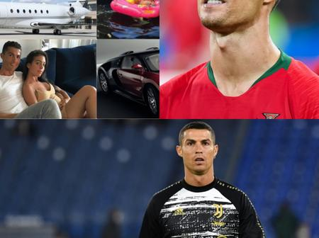 Cristiano Ronaldo; weekly wages, Bonuses in Juventus compare to Messi at Barcelona.