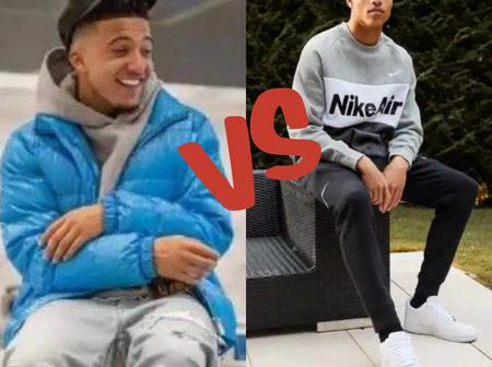 Between Jadon Sancho and Mason Greenwood who's the most handsome?