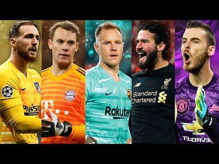 Top 20 Goalkeepers of the 21st Century: Neuer is placed 4th. The First will amaze you.