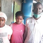 Slum Twins Share Painful Story About Their Life, Pleads With DP Ruto To Help Them Get Back To School