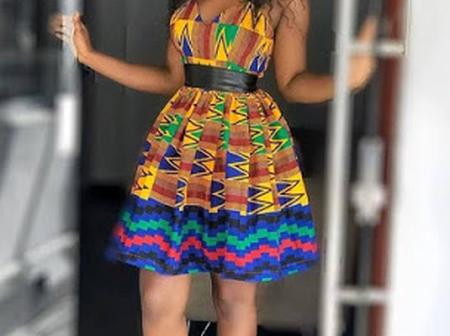 20+ Classy And Trendy Kente Styles For Beautiful Ladies.