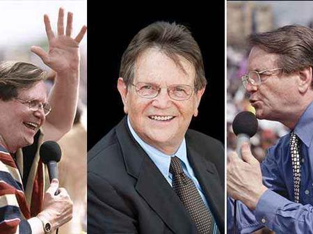Exactly A Year Ago, Evang. Reinhard Bonnke Went To Be With The Lord