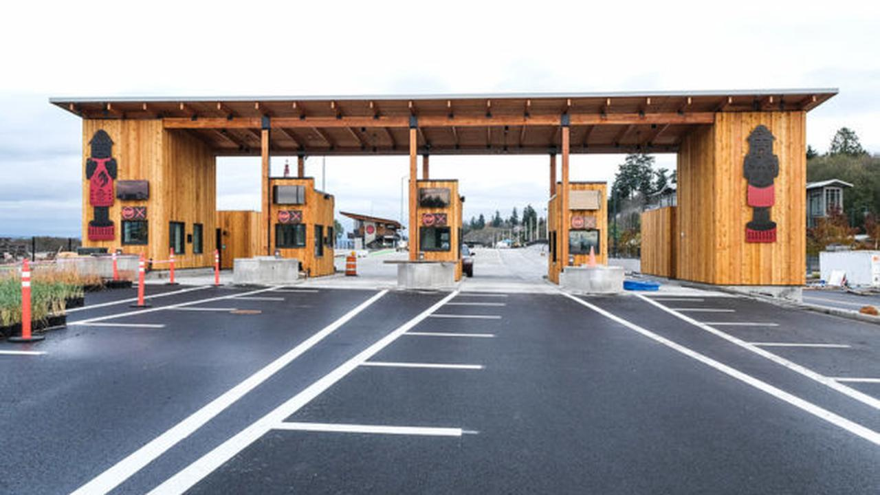 New Mukilteo ferry terminal opens to passengers Tuesday