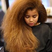 Remember 8-Year-Old James Who Was Rejected By Many Schools Because of His Hair? See his Pictures