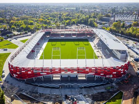 Kirigiti Modern Stadium in Kiambu County Set To Completed in May