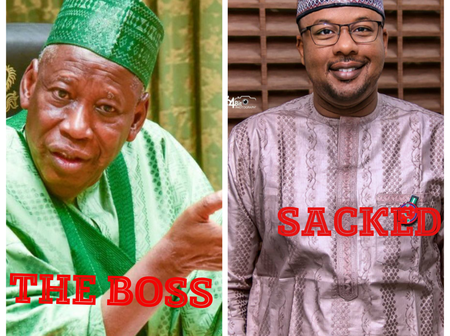 Opinion: See 2 Reasons Why Ganduje Is Right For Sacking This Hausa Man After Criticising Buhari