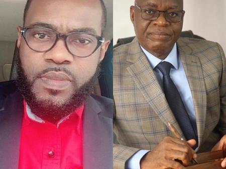 Affaire propos tribaliste/André Silver Konan répond à Lida Kouassi: