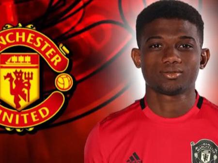 See 7 basic/important things you should know about Man United's latest signing, Amad Traoré.