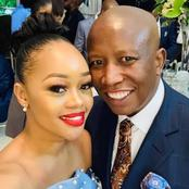 Julius Malema's beautiful wife, see pictures.