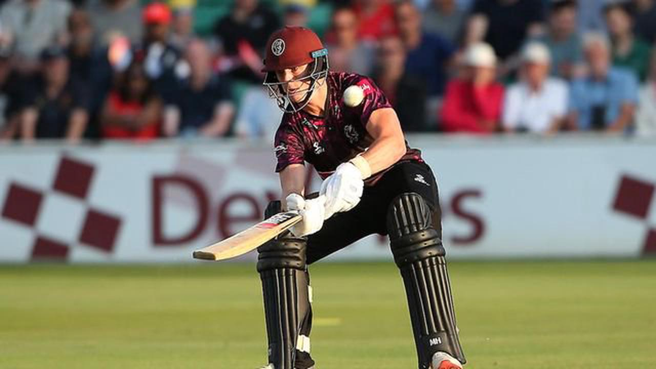 Abell leads way as Somerset open Vitality Blast account