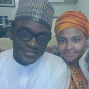 Photo Of Governor Of Yobe And Abacha's Daughter Gumsu Emerges In Social Media