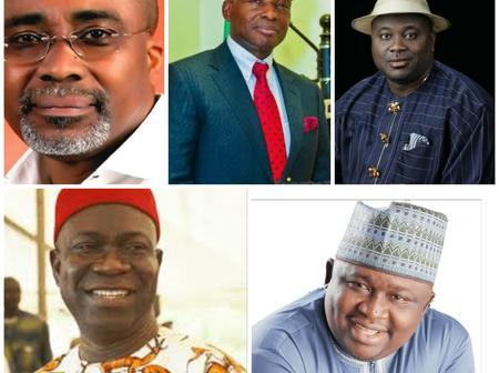 2023: Meet The Five Senators That May Take Over As The Next Governors In Their Different States