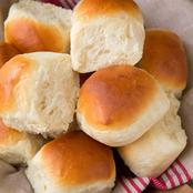 Home-made soft rolls recipe