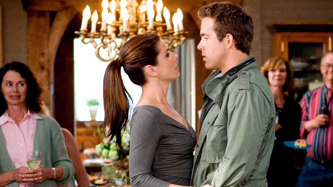 Ryan Reynolds No Longer Reuniting With Sandra Bullock For New Movie