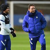 Lampard in a selection dilemma as the form of Mount and Tammy may force him to drop Kai and Pulisic.