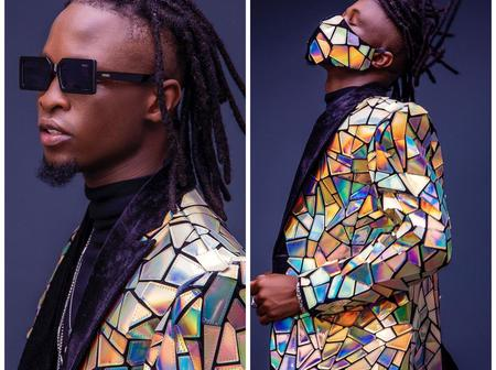 Check Out 5 Times Laycon Proven To Be A Fashion Icon On Instagram