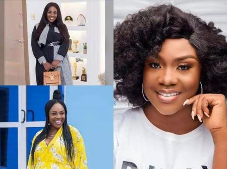 Emelia Brobbey Is A Hair Goddess. See 15 Photos Of Her Charming Hairstyles (Photos)