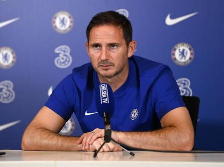 We are playing Newcastle without these key players - Lampard tells press