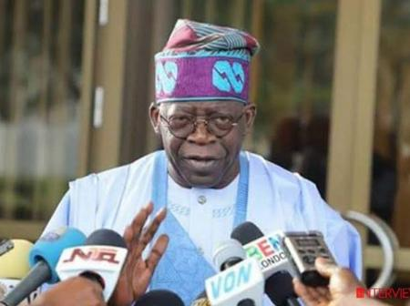 Pension law: I wholeheartedly support him, says Tinubu